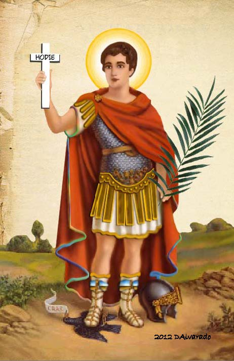 St. Expedite at Crossroads University