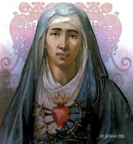 Our Lady of Sorrows/Erzulie Freda at Crossroads University